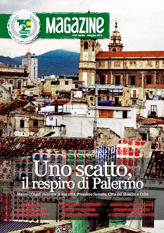 TC2 Magazine - Aprile / Maggio 2015