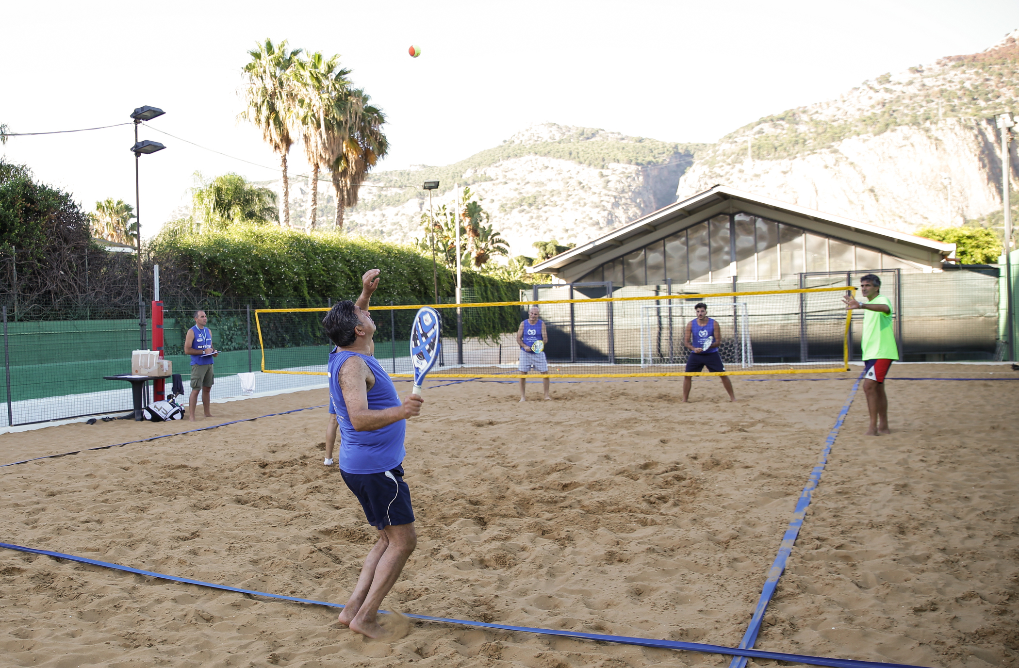 beach tennis Tc2