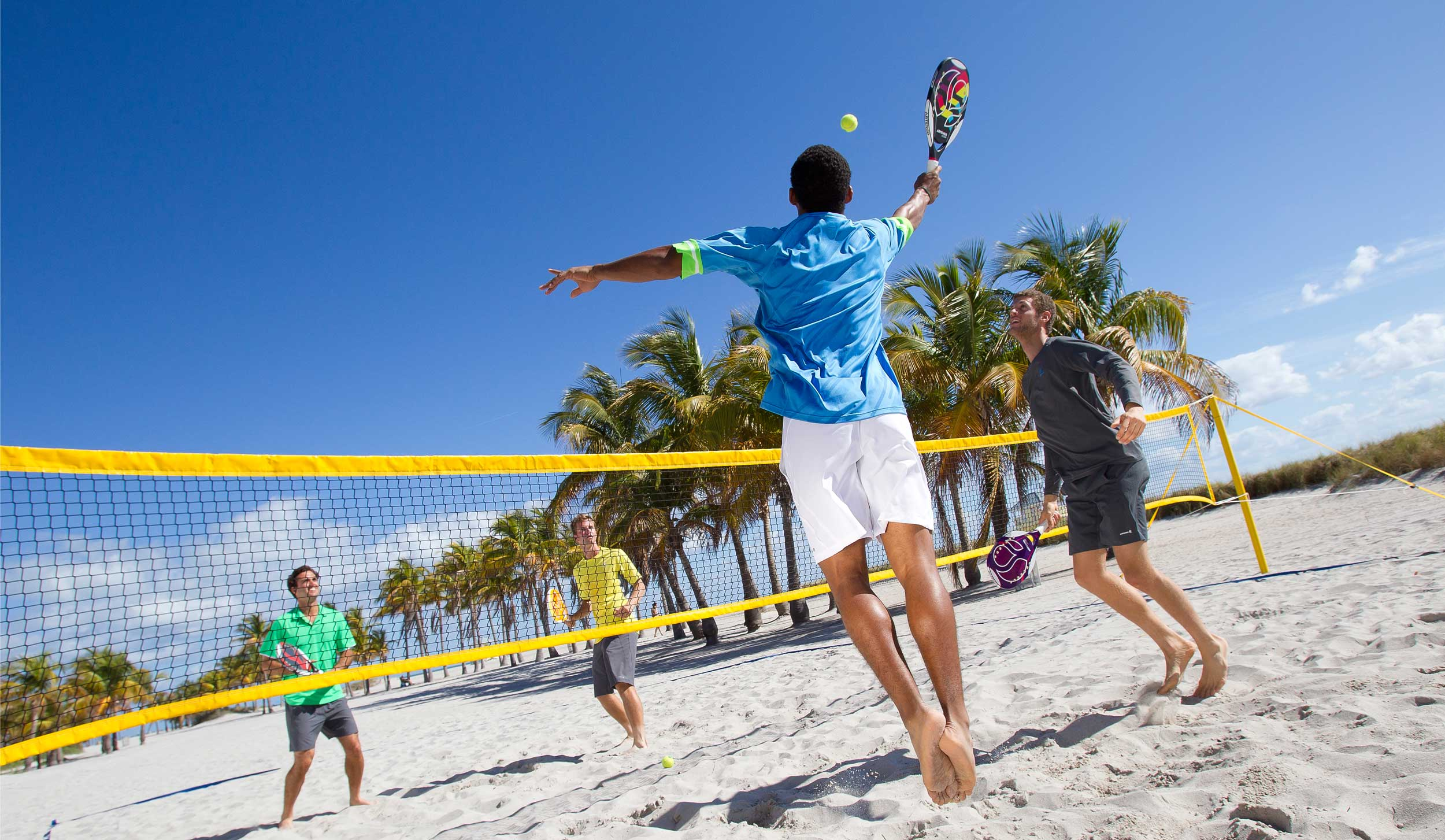 Beach Tennis Tc2